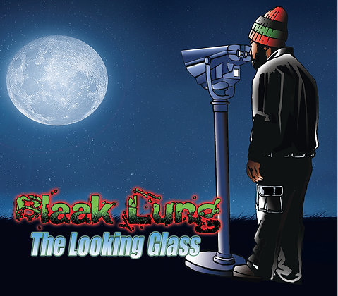 Blaak Lung - The Looking Glass CD
