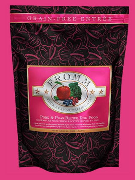 Fromm Pork & Peas Dry food 26lb bag