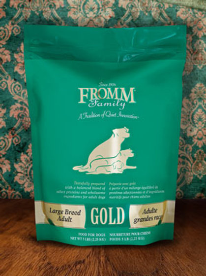 Large Breed Adult Gold Fromm Family Dog Dry Food 33LB