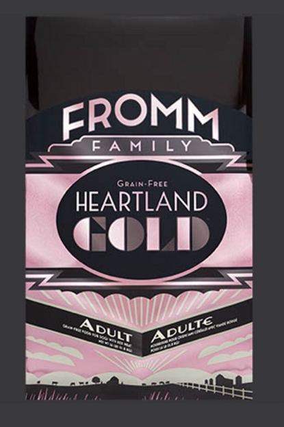 FROMM Heartland Gold Adult Dry Food 12LBS