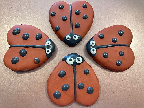 Lady Bug Bakery Cookies (Case of 12)