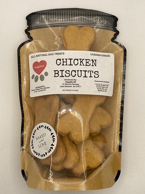 Chicken Biscuits (Gluten Free)