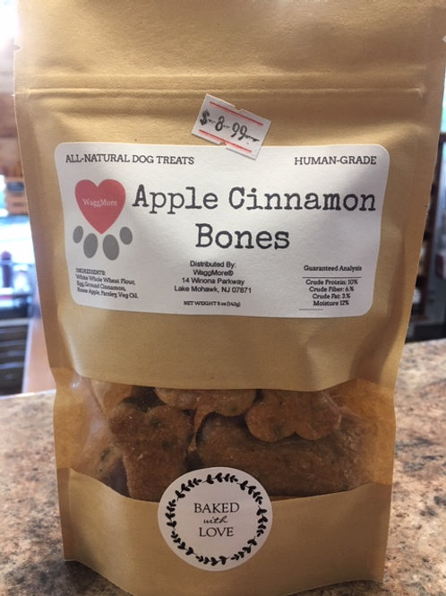 Apple Cinnamon Bones