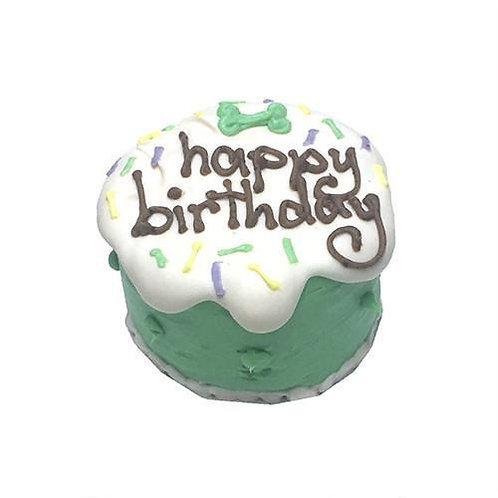 Unisex Birthday Baby Cake (Shelf Stable) Wheat,corn,soy,gluten free