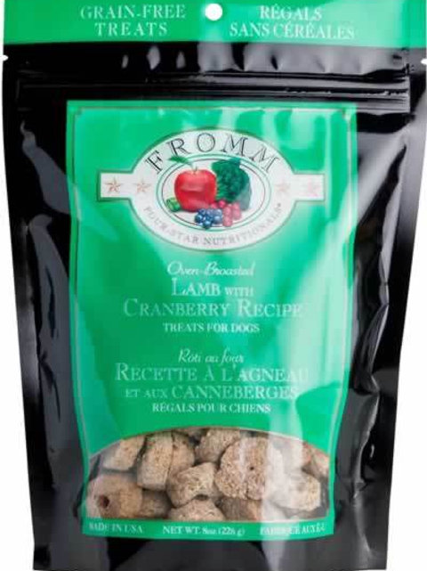 (Grain Free) Fromm Lamb with Cranberry Treats 8oz