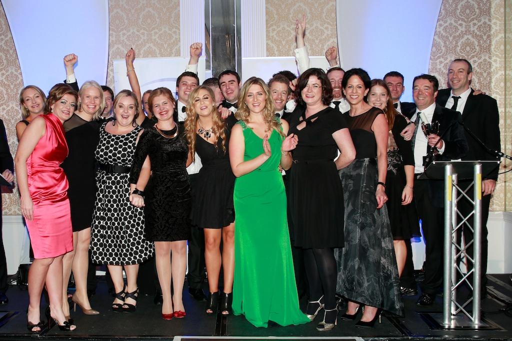 Winning Agency of the Year Award