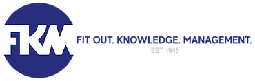 FKM_Logo Fitout Knowledge Management TAG