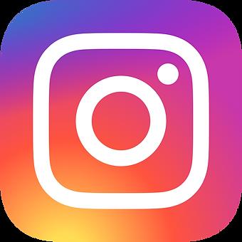 Das Logo von Instagram