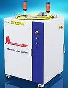IPG lazer rezanatör-lazer kesim makinası