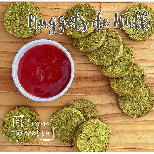 Nuggets de Hulk (brocoli)