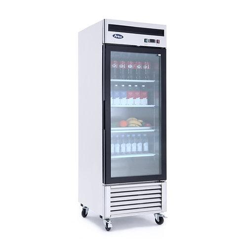 MCF8701 – Bottom Mount (1) One Glass Door Freezer