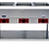 Thumbnail: 3 Compartment Electric Steam Table