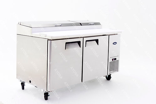 MPF8202 67″ Pizza Prep Table
