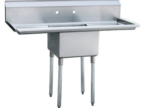 MRSA-1-D Compartment Sink