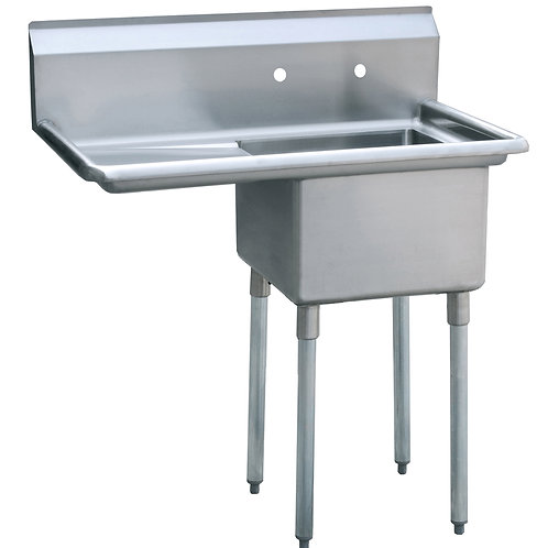MRSA-1-L One Compartment Sink