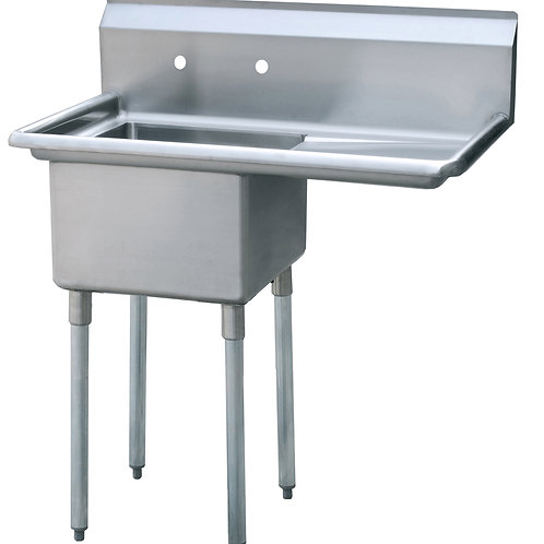 MRSA-1-R One Compartment Sink