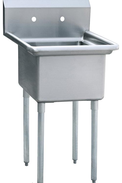 MRSA-1-N Compartment Sink