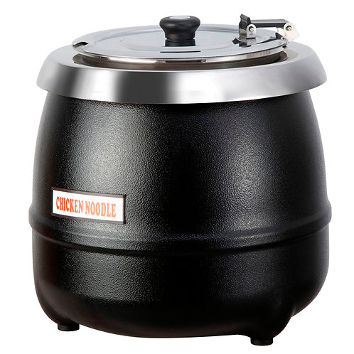 AT51588 Electric Stainless Steel Soup Kettle