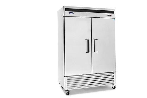 ATOSA MBF8503 – Bottom Mount (2) Two Door Freezer
