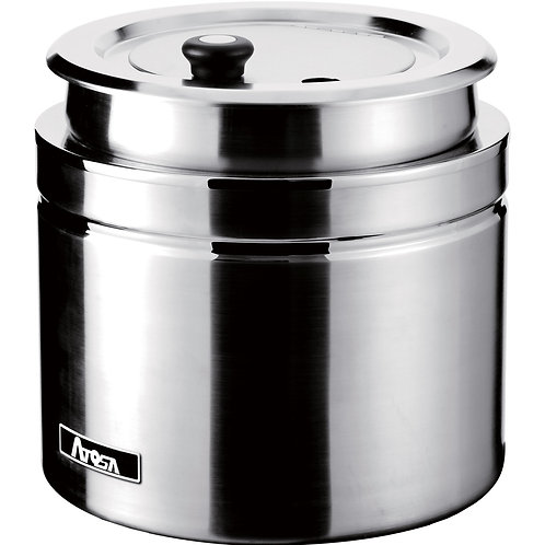 AT51388 Electric Stainless Steel Soup Kettle
