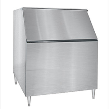 660 LB ICE BIN