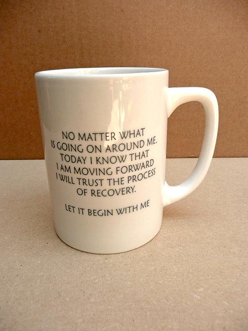 Process of Recovery - #250 Mug