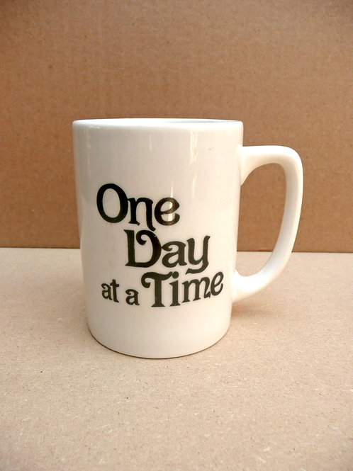 One Day at a Time - #13 Mug