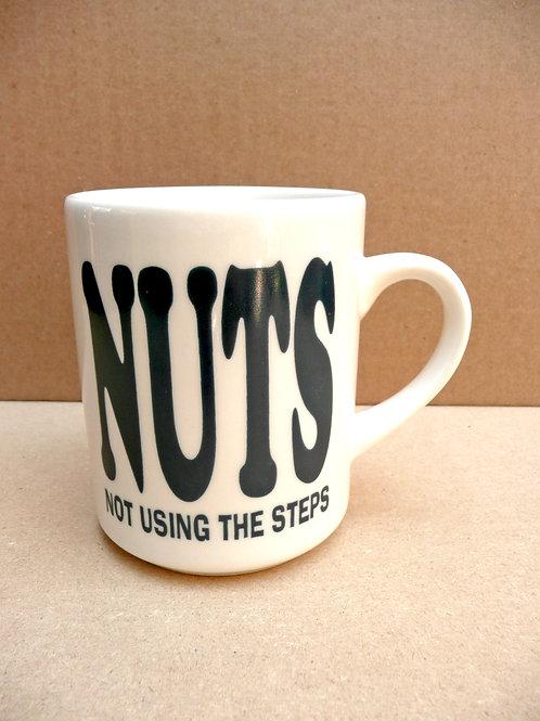 Not Using the Steps - #121 Mug