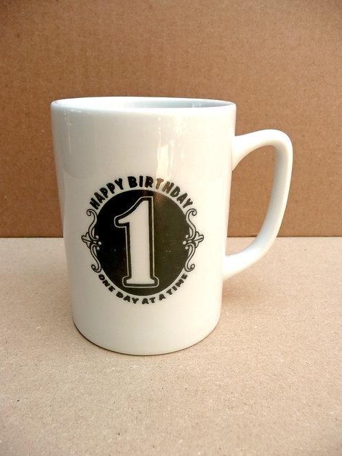 Recovery Birthday - Mug