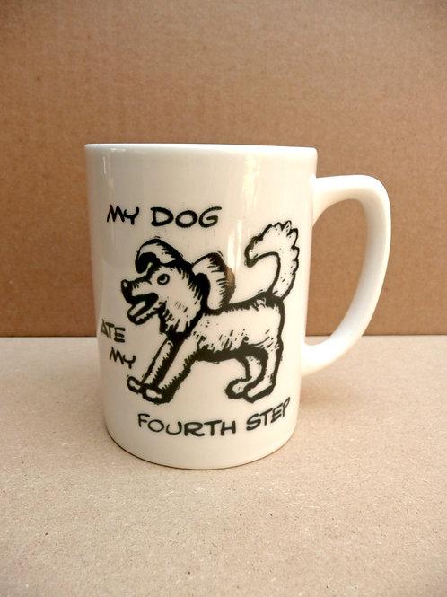 Fourth Step - #245 Mug