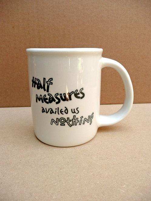 Half Measures - #222 Half Mug