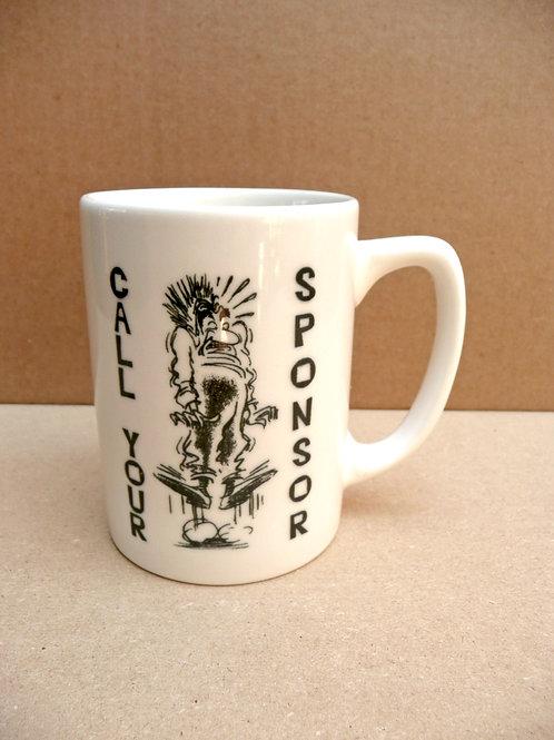 Call Your Sponsor (Male) - #74 Mug