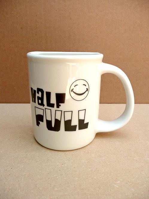 Half Full/Half Empty - #244 Half Mug