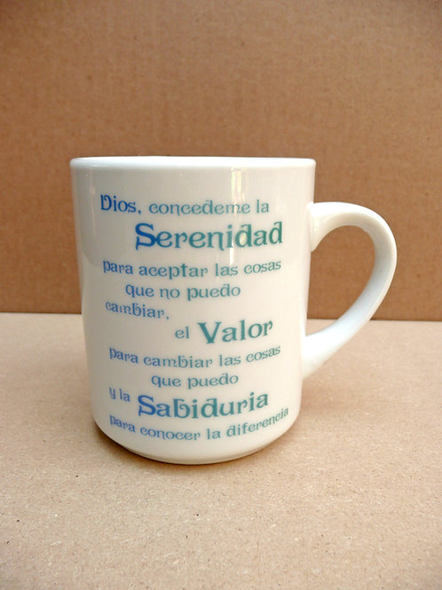 Serenity Prayer (Spanish) - #200 Mug