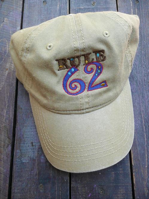 Rule 62 - Hat