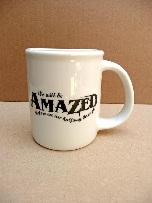 Amazed - #225 Half Mug