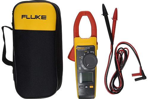 Fluke 374/375/376 FC True-rms AC/DC Clamp Meter