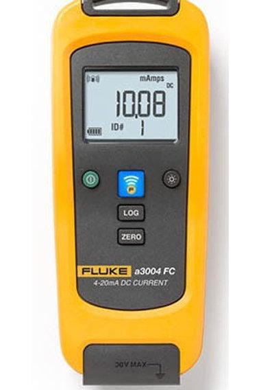 Fluke a3004 FC Wireless 4-20 mA DC Clamp Meter