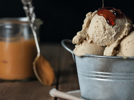 Dulce de Leche Ice Cream Recipe: Just Two Ingredients and Without an Ice Cream Maker