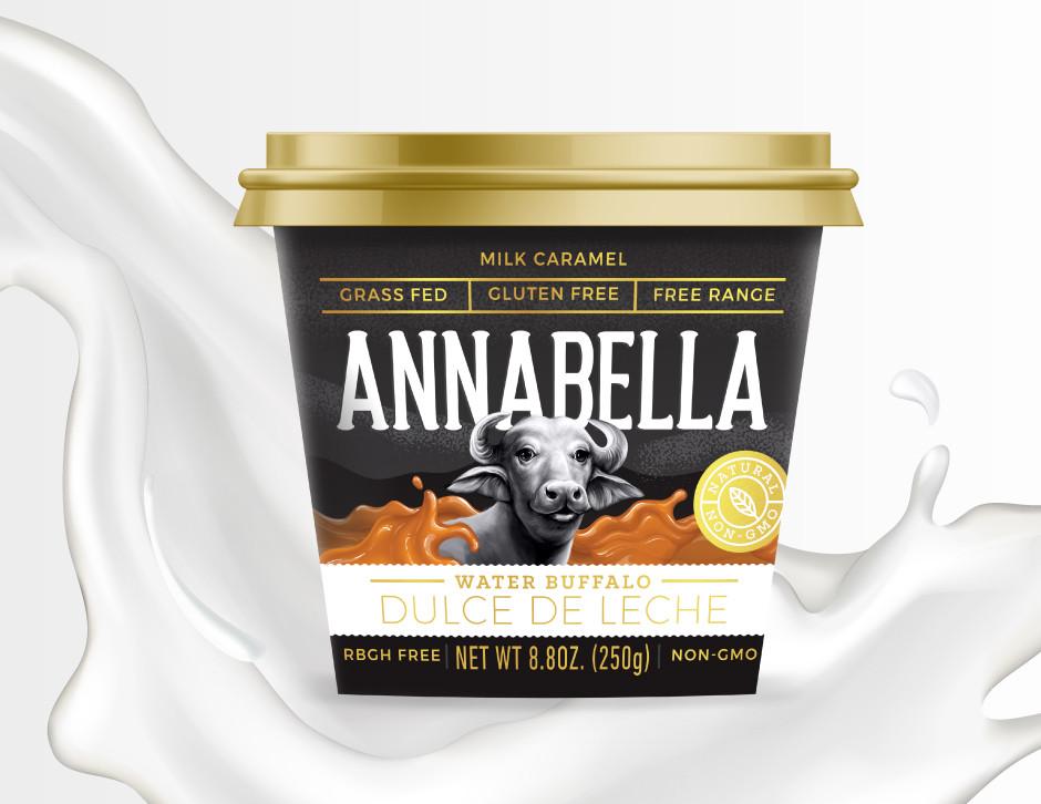 Annabella Water Buffalo dulce de leche