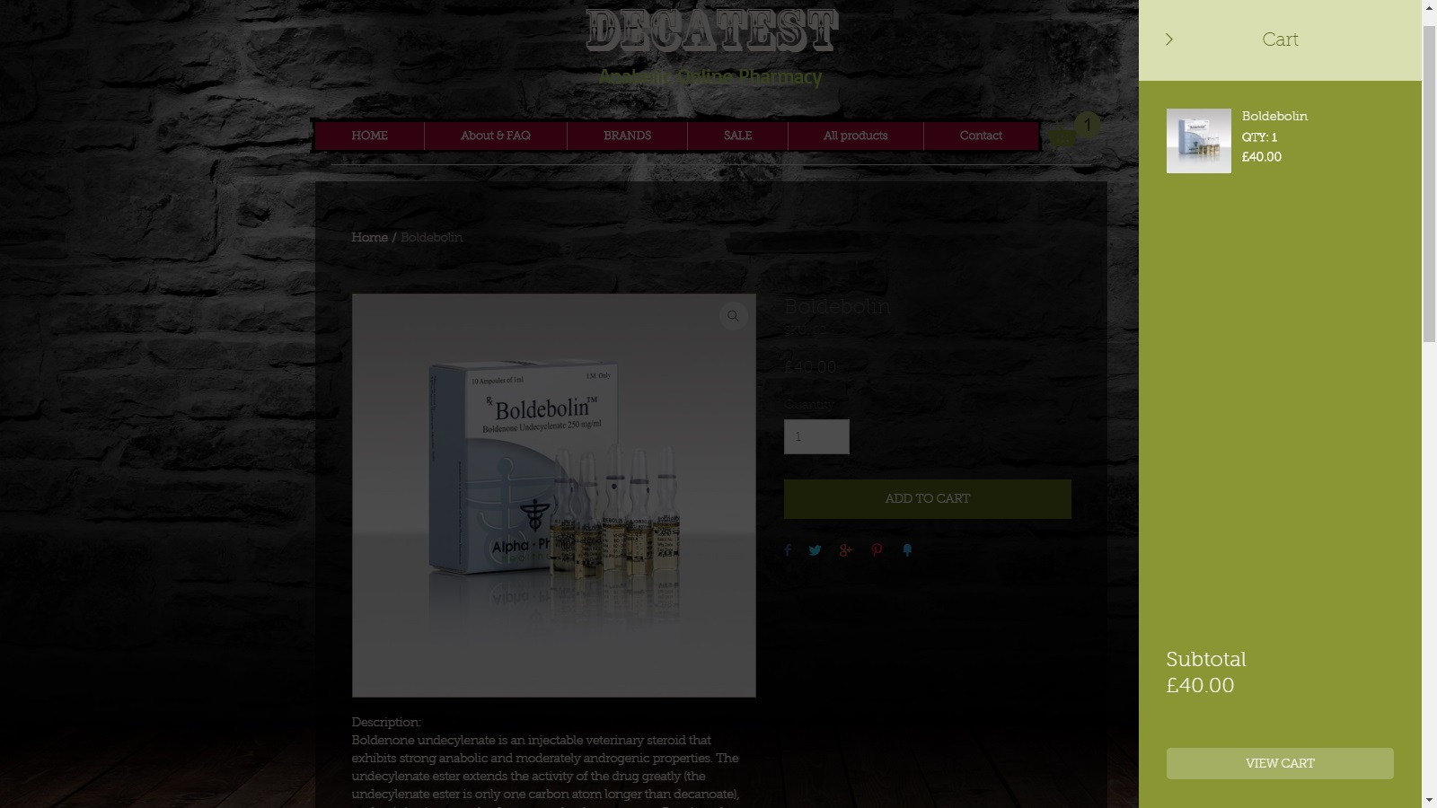 Online Store 7