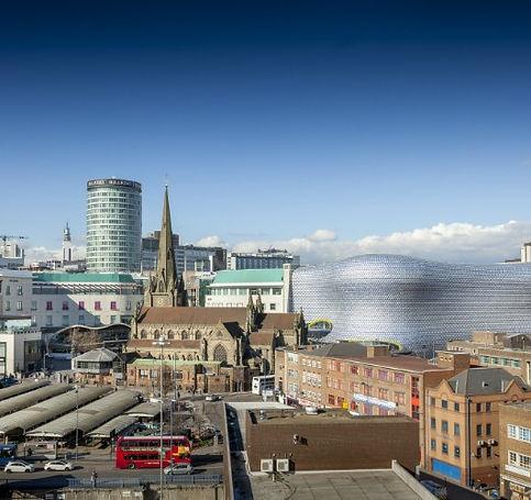 OSM Chartered Surveyors - Birmingham