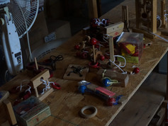 Toys by the Toy Maker of Lunenbrug