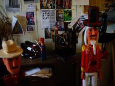 Bradford Naugler's studio