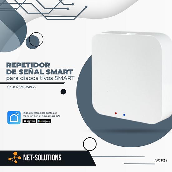 Repetidor de señal para dispositivos SMART