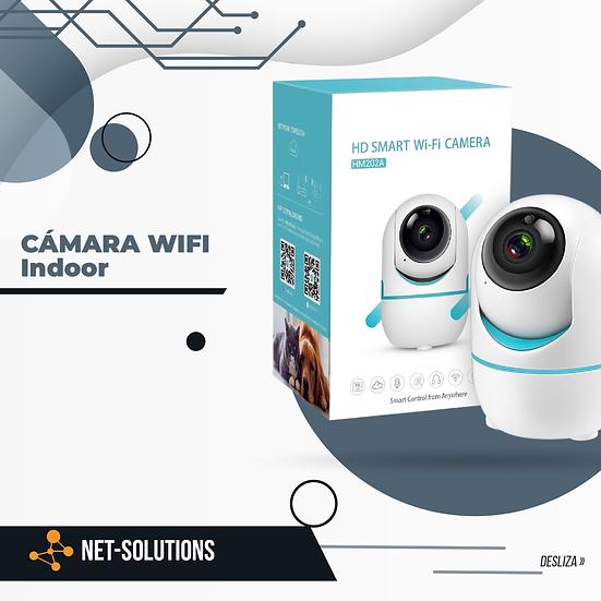 Camara Wifi Indoor (Domo)