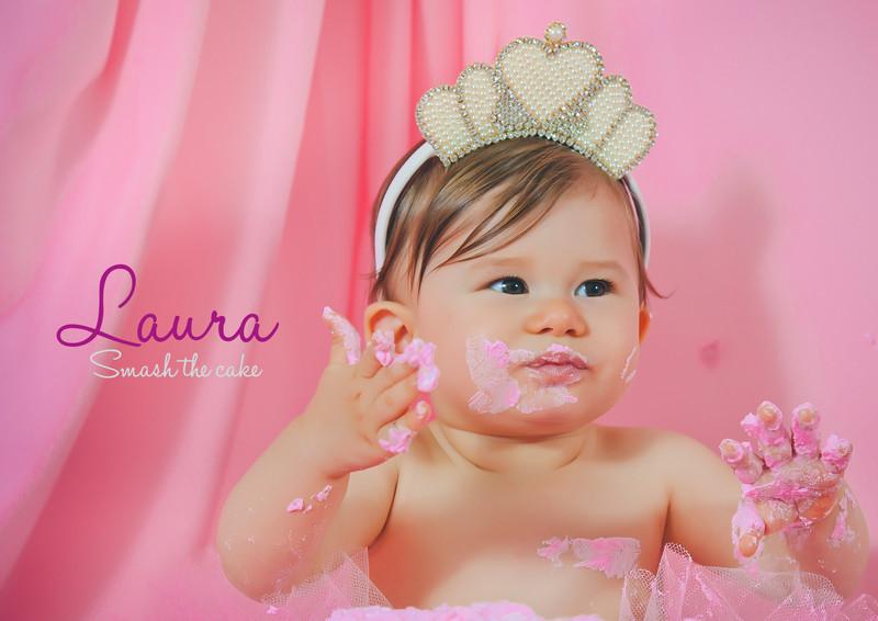 Smash the cake da Laura