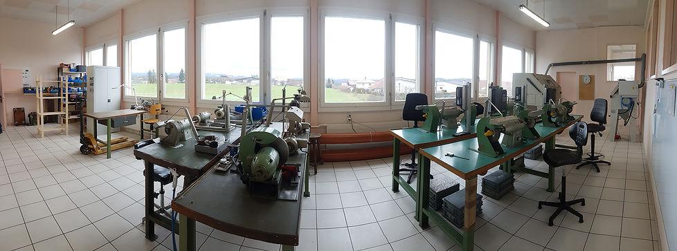 Atelier Poliprécis SA