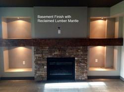 Interior Basement Finish
