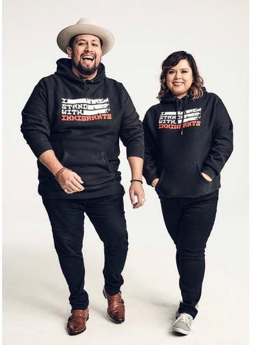 Marvin Lemus & Linda Yvette Chavez